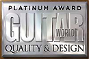 Guitar World Award